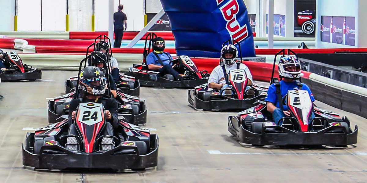 K1 Speed Racing Format