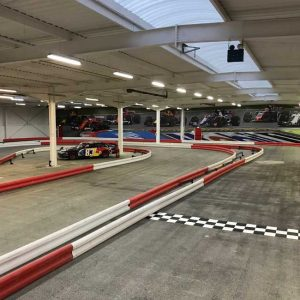 K1 Speed Lyon Track