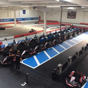 K1 Speed Lyon Pits