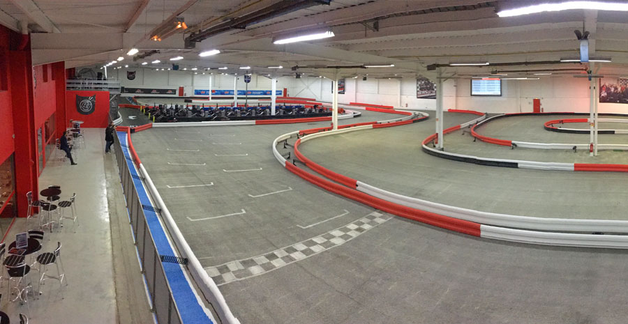 K1 Speed Lyon Location Track