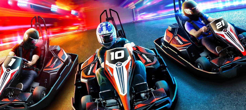 Challenge GP 3 Karts